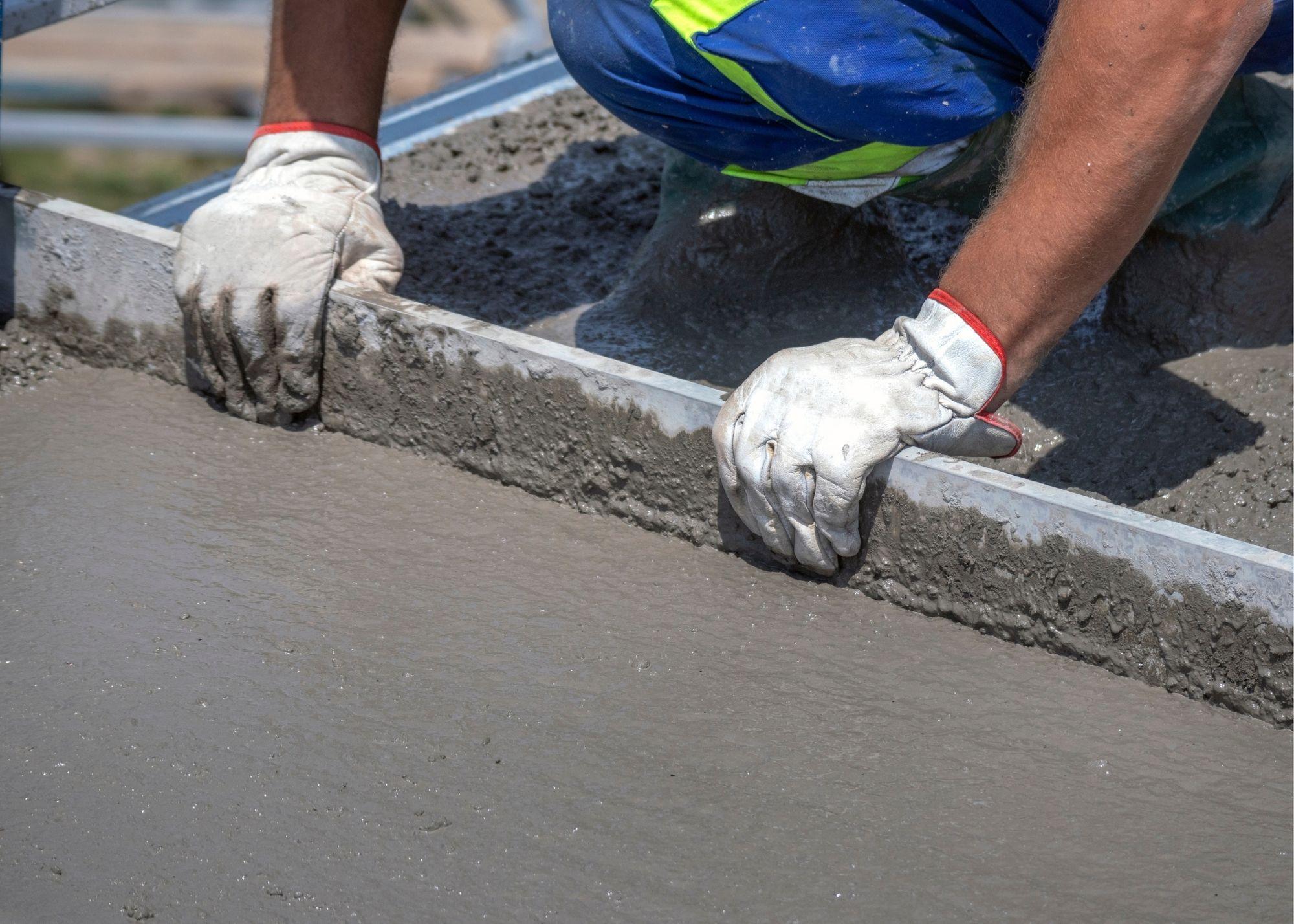 concrete Grand Rapids MI